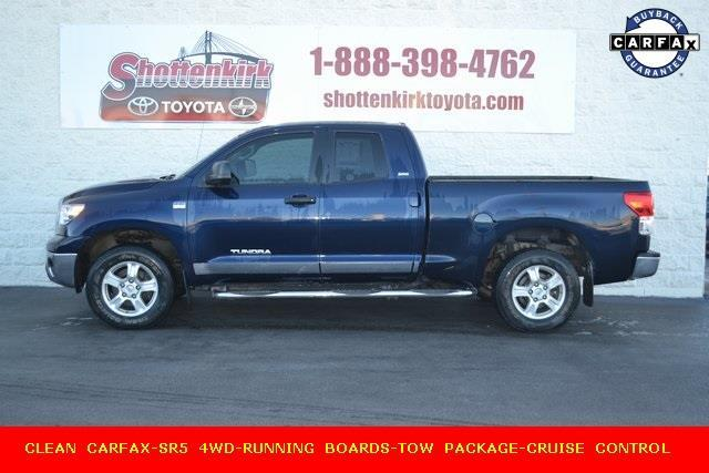 Shottenkirk Toyota Quincy >> 2010 Toyota Tundra Grade 4x4 Grade 4dr Double Cab Pickup SB (4.6L V8) for Sale in Quincy ...