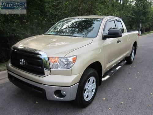2010 Toyota Tundra Truck Double Cab 4x4 Truck
