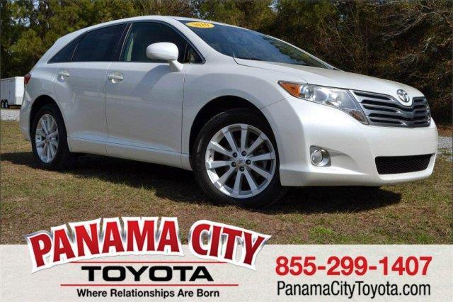 2010 Toyota Venza FWD 4cyl FWD 4cyl 4dr Crossover