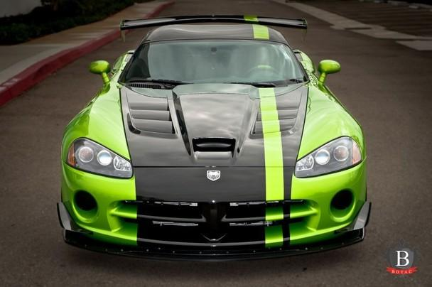 2010 VIPER ACR Snakeskin Green LIMITED EDITION #30/30