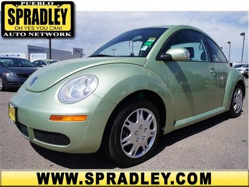 2010 volkswagen new beetle coupe 2dr car for sale in pueblo colorado classified. Black Bedroom Furniture Sets. Home Design Ideas