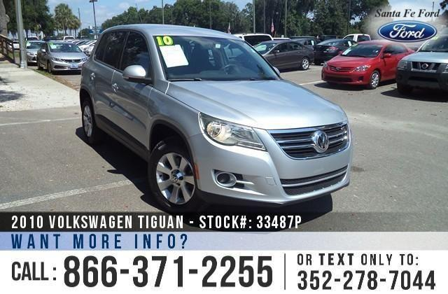 2010 Volkswagen Tiguan - 85K Miles - Finance Here!