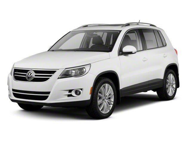 2010 Volkswagen Tiguan S S 4dr SUV 6A