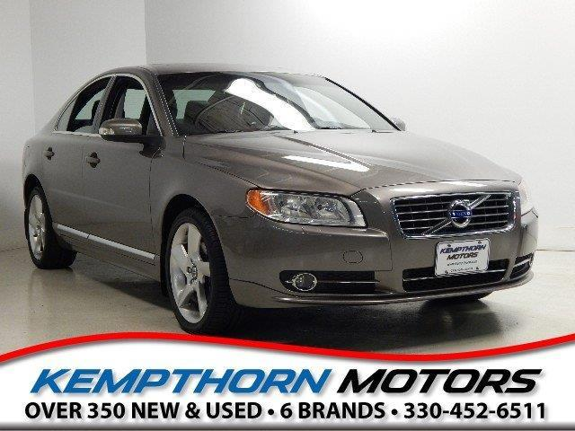2010 Volvo S80 T6 AWD T6 4dr Sedan