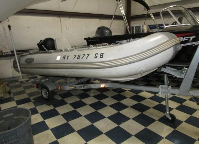 2010 WEST MARINE RIB 350 HYP
