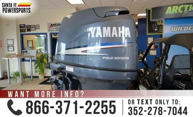 2010 Yamaha 90hp USED BOAT ENGINE