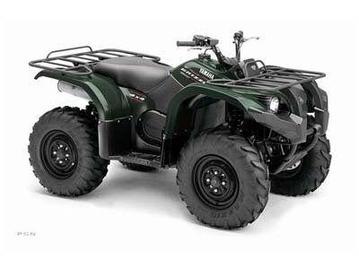 2010 yamaha grizzly 450 auto 4x4 irs for sale in fort for Yamaha grizzly 450 for sale