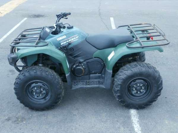 2010 yamaha grizzly 450 auto 4x4 irs for sale in meridian for Yamaha grizzly 450 for sale