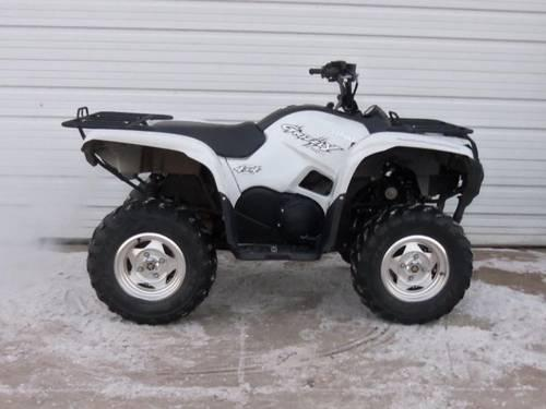2010 yamaha grizzly 700 4x4 limited edition eps for sale
