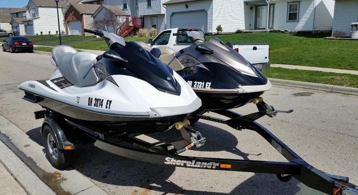 2010 yamaha jet skis pwc vx cruiser for sale in miami for Used yamaha jet ski sale