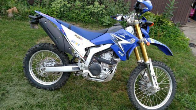 2010 Yamaha WR250R