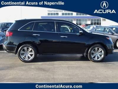 2010 Acura  on 2010 Acura Mdx Awd  Nav  Dvd  Hs For Sale In Barrington  Illinois