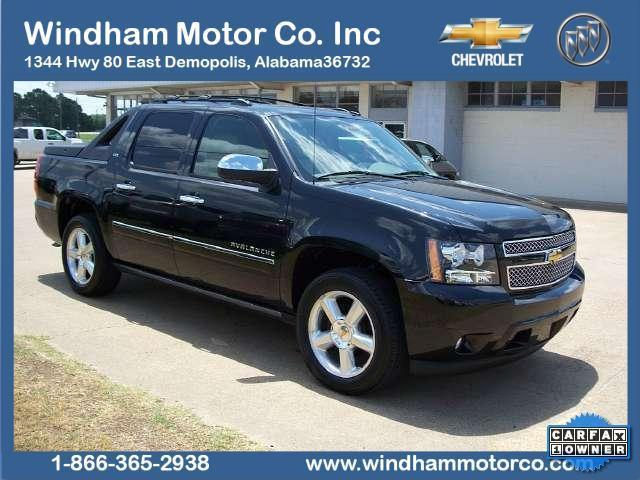2010 chevrolet avalanche 1500 ltz for sale in demopolis alabama classified. Black Bedroom Furniture Sets. Home Design Ideas