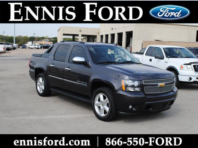 2010 chevrolet avalanche 1500 ltz for sale in ennis texas classified. Black Bedroom Furniture Sets. Home Design Ideas