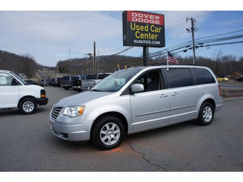 2010 chrysler town and country mini van touring for sale in wharton new jersey classified. Black Bedroom Furniture Sets. Home Design Ideas
