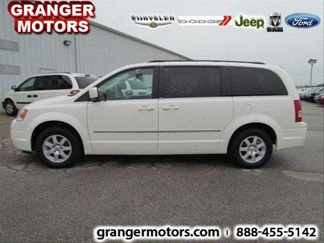 2010 chrysler town country touring for sale in granger for Granger motors used cars