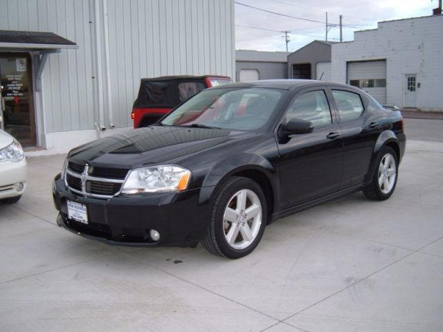 2010 Dodge Aven... Ridings Painting