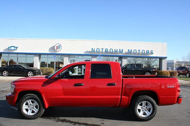 2010 dodge dakota big horn lone star for sale in miles for Notbohm motors used cars