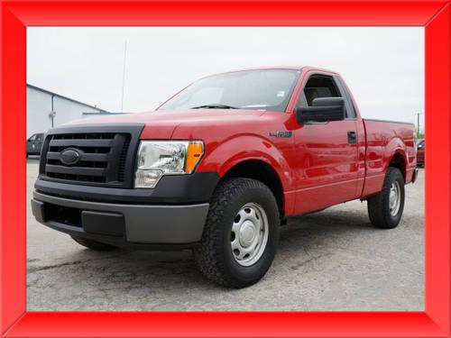 2010 ford f 150 regular cab xl for sale in lexington north carolina classified. Black Bedroom Furniture Sets. Home Design Ideas