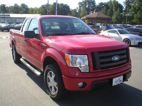 2010 ford f 150 super cab pickup 4x4 stx for sale in gravel ridge arkansas classified. Black Bedroom Furniture Sets. Home Design Ideas