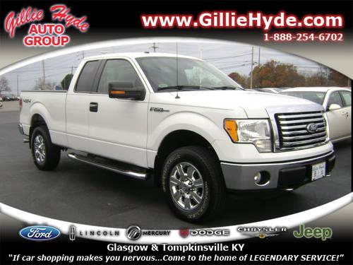 2010 ford f 150 super cab pickup 4x4 xlt 4x4 for sale in dry fork kentucky classified. Black Bedroom Furniture Sets. Home Design Ideas