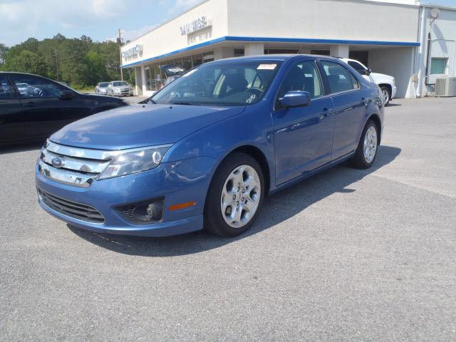 2010 ford fusion se for sale in la grange north carolina. Black Bedroom Furniture Sets. Home Design Ideas