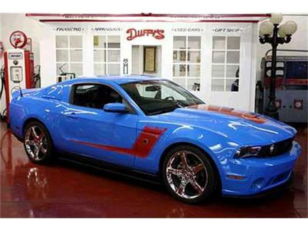 2010 ford mustang gt roush 427 for sale in cedar rapids iowa classified. Black Bedroom Furniture Sets. Home Design Ideas