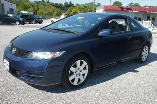 2010 honda civic cpe 2 door coupe lx for sale in carrollton maryland classified. Black Bedroom Furniture Sets. Home Design Ideas