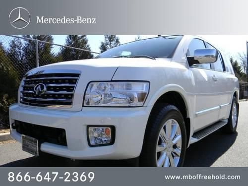 2010 infiniti qx56 suv 4wd 4dr for sale in east freehold new jersey classified. Black Bedroom Furniture Sets. Home Design Ideas
