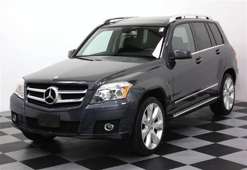 2010 mercedes benz glk class suv glk350 4matic navigation. Black Bedroom Furniture Sets. Home Design Ideas