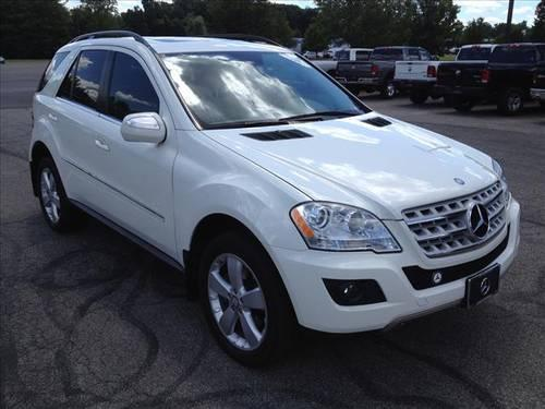 2010 mercedes benz m class suv ml350 4matic for sale in for Mercedes benz ml350 4matic 2010