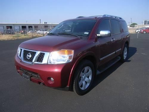 2010 nissan armada suv for sale in lubbock texas classified. Black Bedroom Furniture Sets. Home Design Ideas