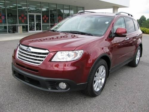 2010 subaru tribeca sport utility 3 6r touring for sale in. Black Bedroom Furniture Sets. Home Design Ideas