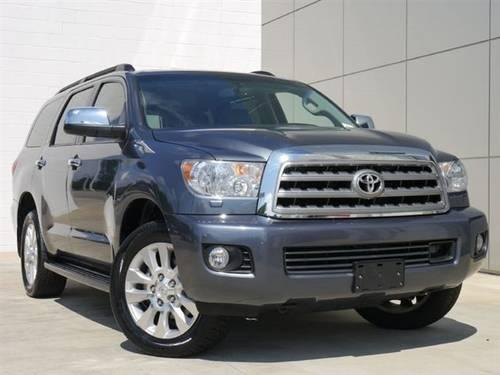 2010 toyota sequoia suv platinum 4x4 suv for sale in fayetteville north carolina classified. Black Bedroom Furniture Sets. Home Design Ideas