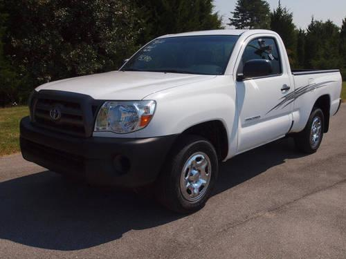 2010 toyota tacoma pickup truck for sale in knoxville tennessee classified. Black Bedroom Furniture Sets. Home Design Ideas