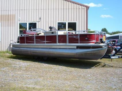 Quot 2011 20 Ft Harris Pontoon Hfx20 F 8 Quot For Sale In