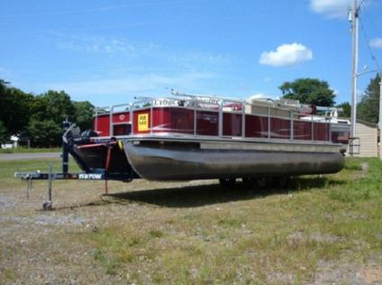 Quot 2011 20ft Harris Pontoon Hfx20 F 8 Quot For Sale In