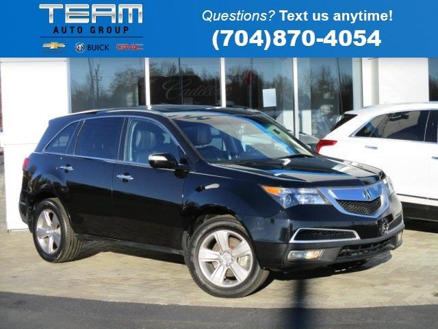 2011 acura mdx sh awd w tech sh awd 4dr suv w technology package for sale in salisbury north. Black Bedroom Furniture Sets. Home Design Ideas