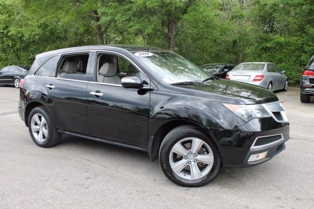 2011 Acura MDX SH-AWD w/Tech w/RES SH-AWD 4dr SUV