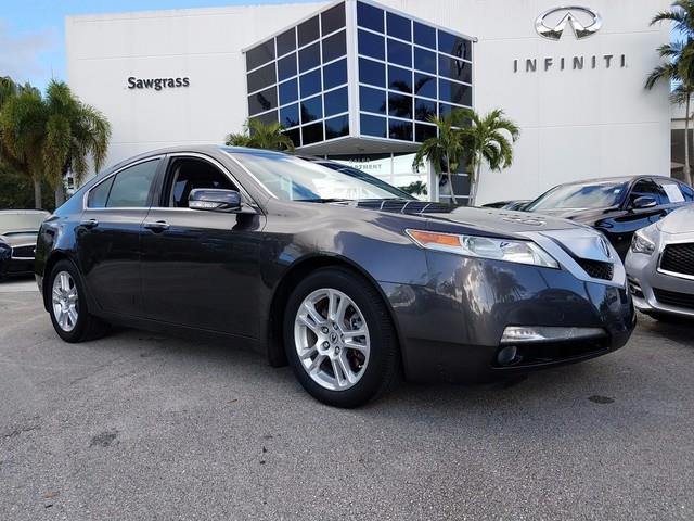 2011 Acura TL w/Tech 4dr Sedan w/Technology Package