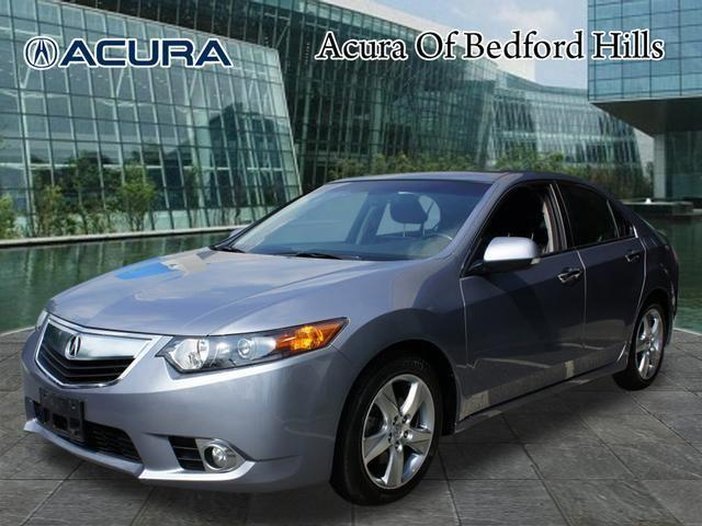 2011 Acura TSX 4 Dr Sedan TECH