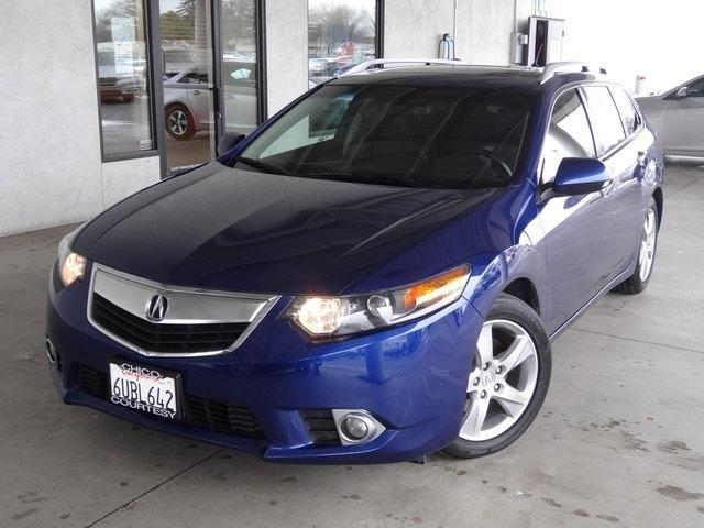 2011 acura tsx 4d wagon 2 4 for sale in chico california classified. Black Bedroom Furniture Sets. Home Design Ideas
