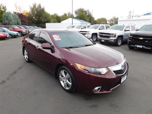 2011 Acura TSX Base 4dr Sedan 5A