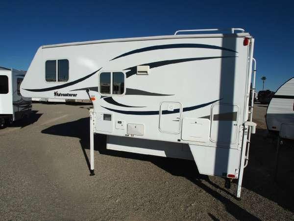 2011 Adventurer Mfg 810ws For Sale In Yuma Arizona