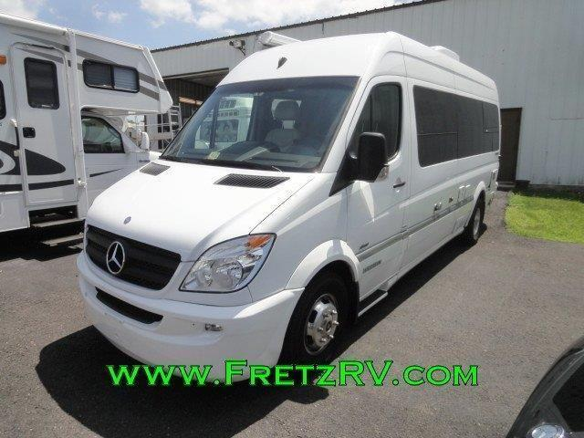 2011 airstream interstate 3500 mercedes diesel for sale for Mercedes benz 3500 airstream