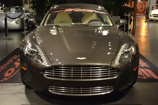 2011 Aston Martin Rapide 4DR