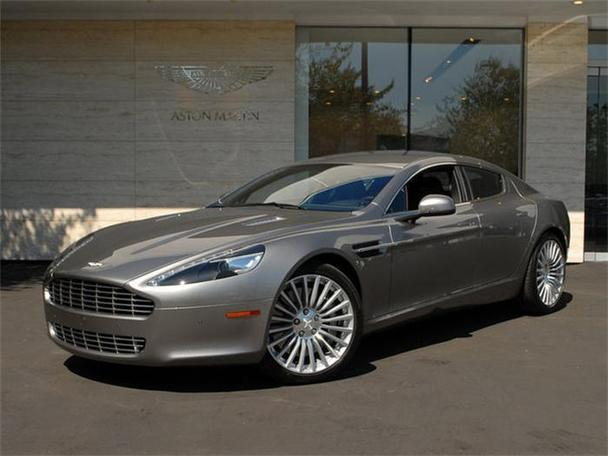 2011 aston martin rapide for sale in bellevue washington classified. Black Bedroom Furniture Sets. Home Design Ideas