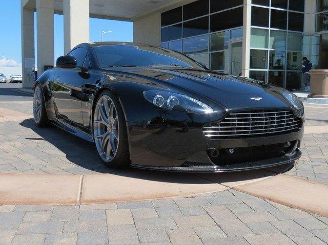 2011 aston martin v12 vantage 2dr coupe for sale in san. Black Bedroom Furniture Sets. Home Design Ideas