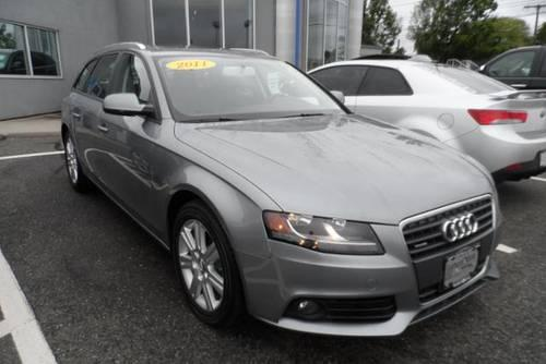 2011 audi a4 station wagon 4dr avant wgn auto quattro 2 0t pre for sale in west springfield. Black Bedroom Furniture Sets. Home Design Ideas