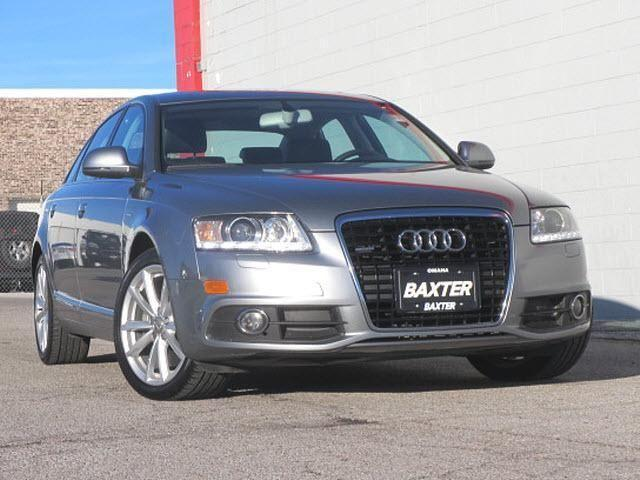 2011 audi a6 car 4dr sdn quattro 3 0t prestige for sale in. Black Bedroom Furniture Sets. Home Design Ideas